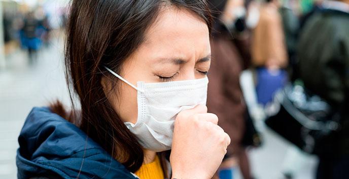 Contaminación ocasiona alza en enfermedades