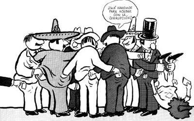 Columna semanal OBSERBC- Vieja y obstinada clase política