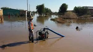 Columna semanal OBSERBC- P+P=S Pluviales más Pavimentación, igual a Salud